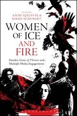 Women of Ice and Fire. Book cover.
