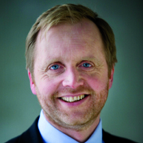 Bjørn Haugland (NO), Executive Vice President and Chief Sustainability Officer DNV GL