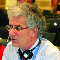 Andrea Tilche (IT), Head of Unit, Directorate-General for Research and Innovation, European Commission