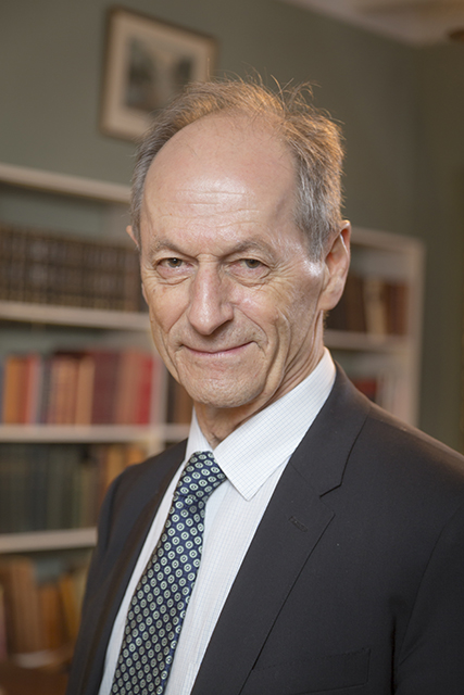 Professor Sir Michael Marmot, dr.h.c.