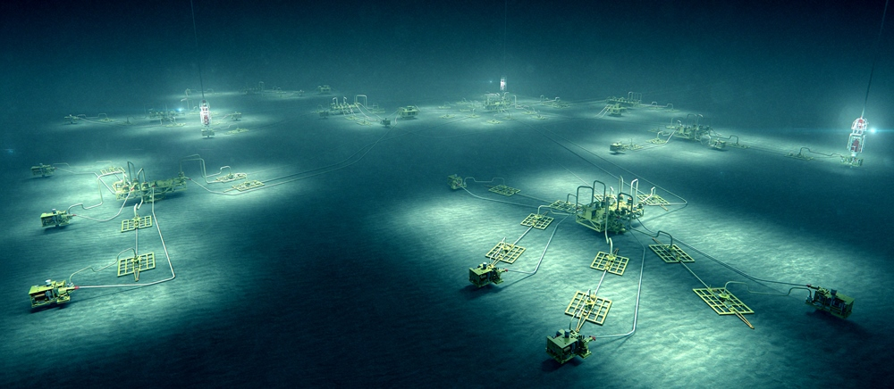 Subsea field overall perspective