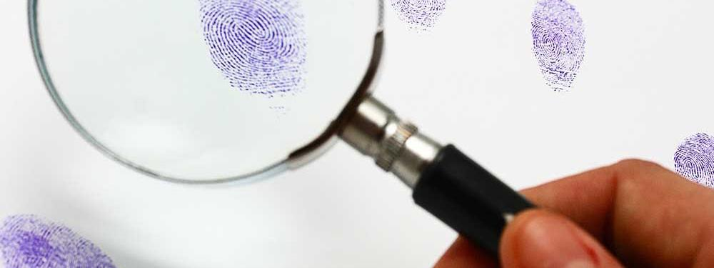 Magnifying fingerprints
