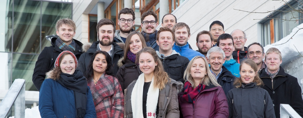 The TEM Gemini Centre research group. Photo