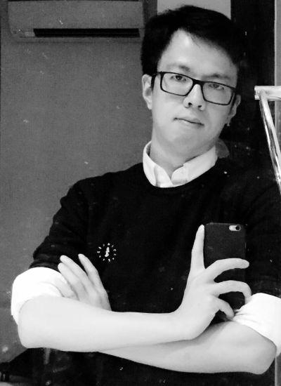 Bin Xu. Photo