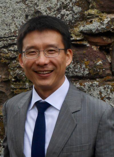 Haibo Chen. Photo.