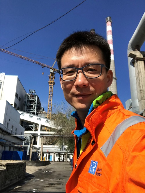 Haibo Chen – Got a top position with a PhD from NTNU