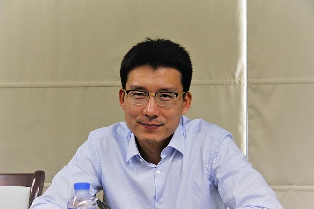 Alumni portrait Haibo Chen