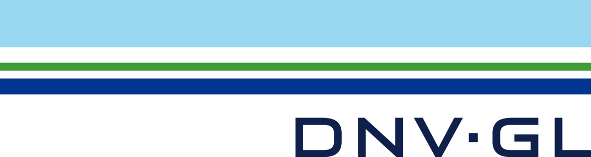 Logo, DNV GL. Visit their website.