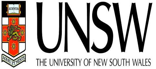 University of New South Wales logo. Visit their webiste.