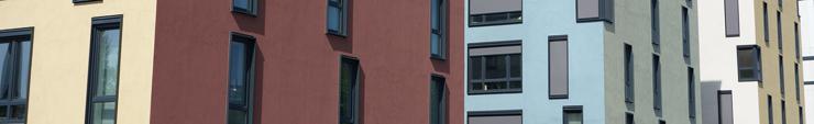 Buildings in Trondheim
