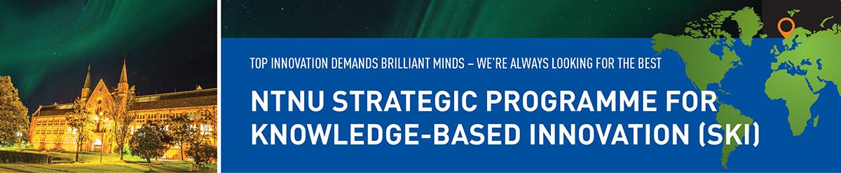 Strategid Programme for Knowledge-Based Innovation, heading