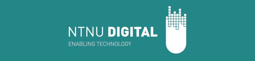 NTNU Digital banner