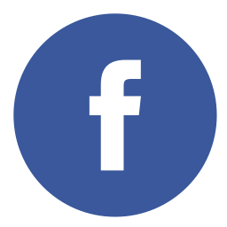 Icon Facebook with link