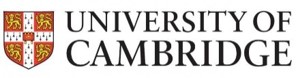 University of Cambridge. Logo.