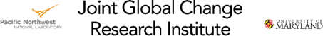 Joint Gloabl Change Research Institute. Logo.