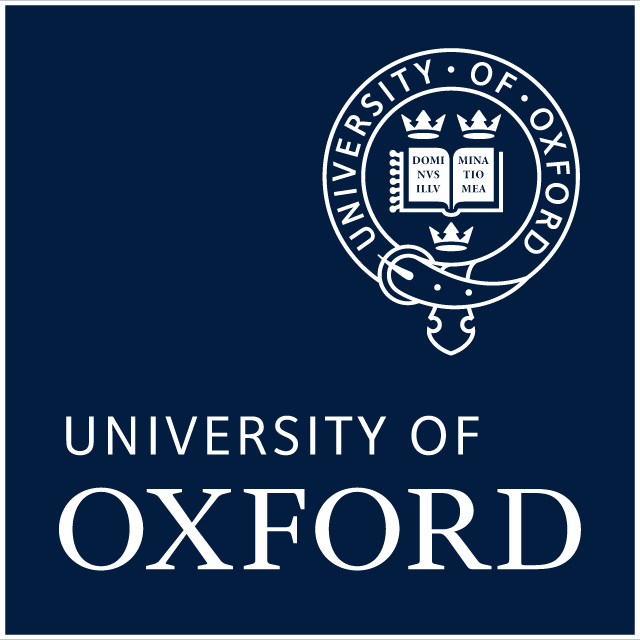 University of Oxford. Logo.