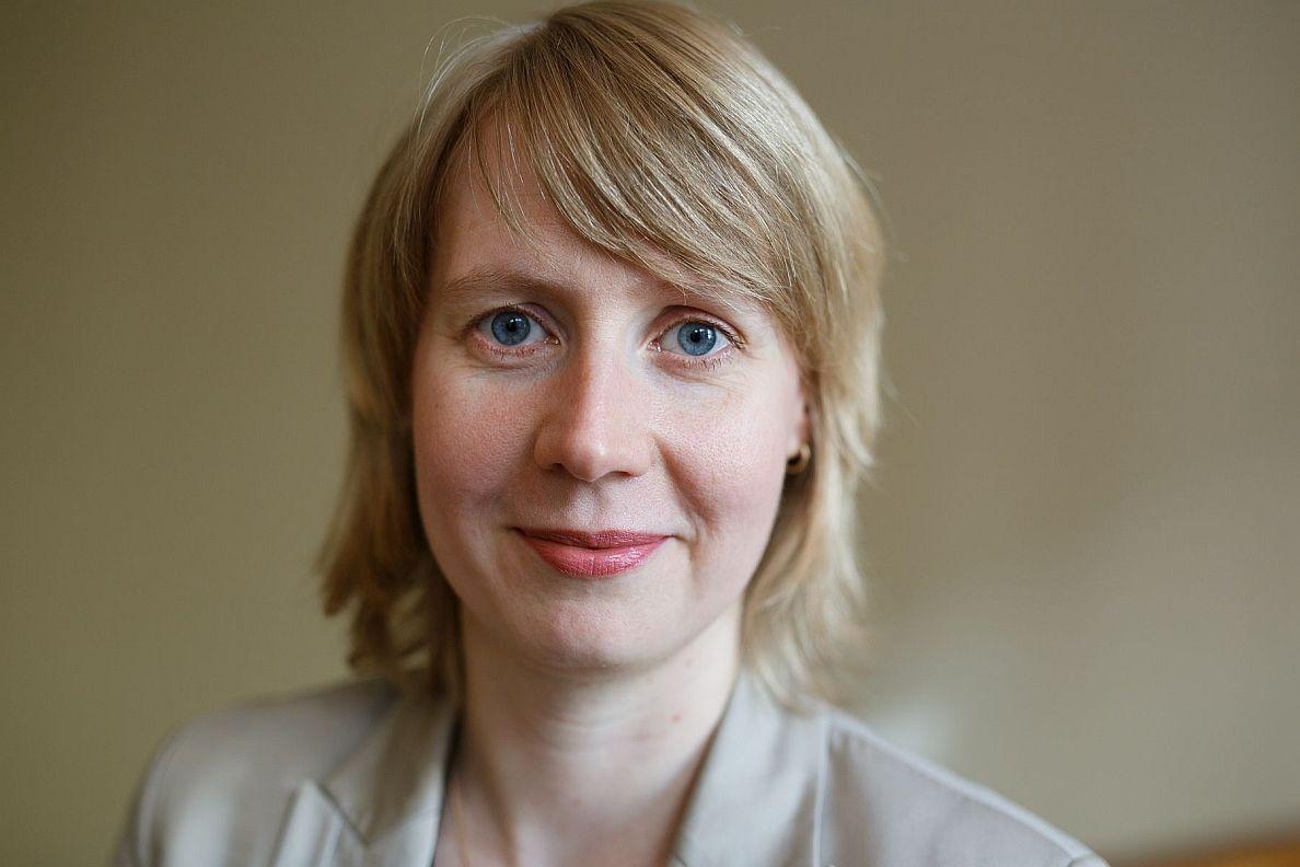 Portrait foto Franziska Holz