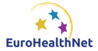 Euro Health Net logo.