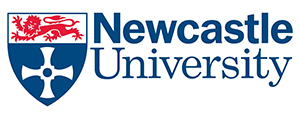 Newcaste University. Logo.