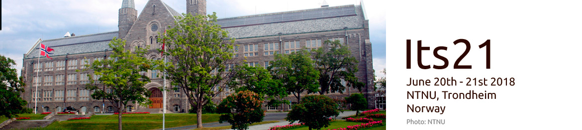 Main Building at Campus Gloeshaugen, NTNU