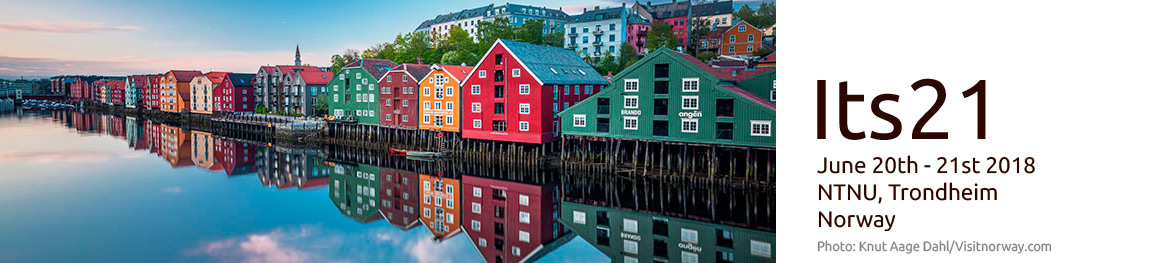 The old docks by Nidelven river. photo by Knut Aage Dahl/visitnorway.com