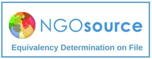 NGO Source website