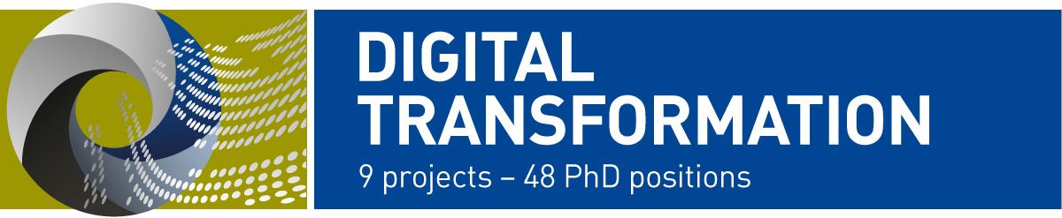 Banner NTNU Digital Transformation