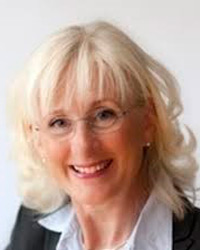 Dr. Kristina Åkesson portrait