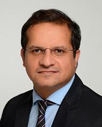 Dr. Rohit Arora portrait