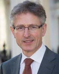 Dr. Richard Griffiths portrait