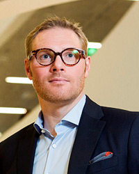 Dr. Teppo Järvinen portrait