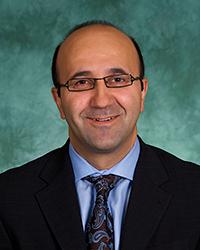 Dr. Javad Parvizi portrait