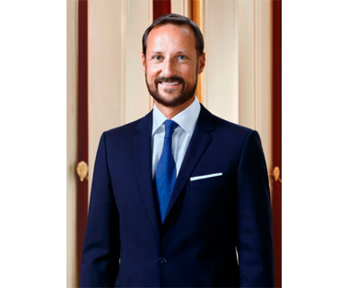 his Royal Highness The Crown Prince of Norway Haakon