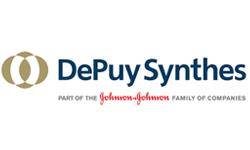DePuy Stnthes logo