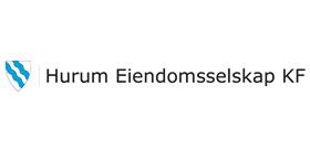 Hurum Eiendomsselskap logo