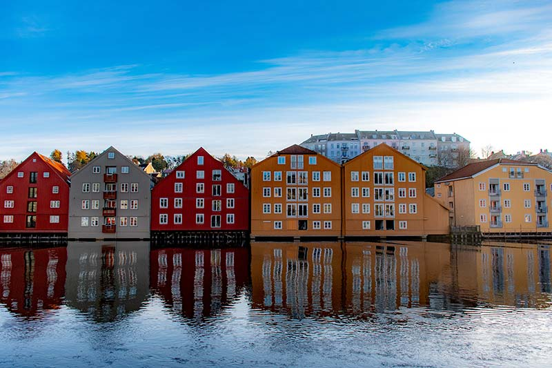 Photo of Trondheim, Norway