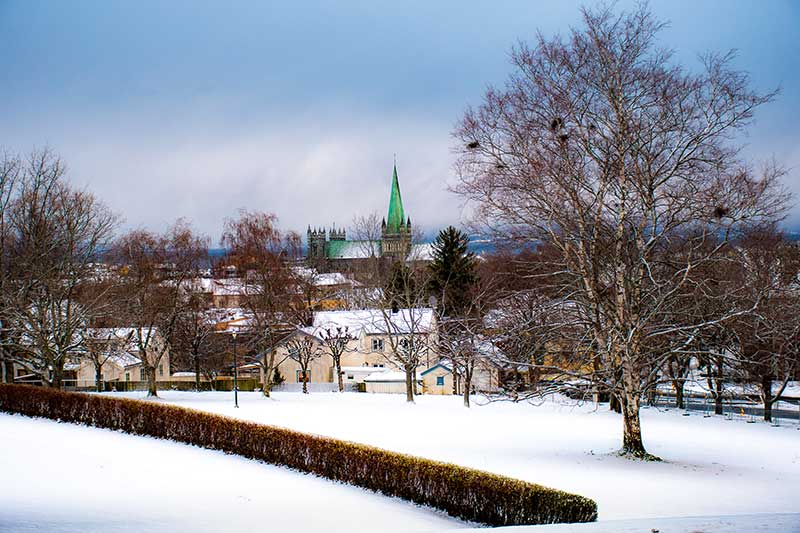 Photo of Trondheim