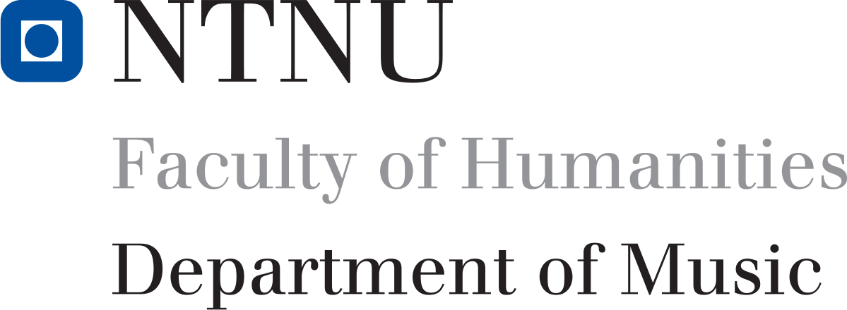 NTNU Department of Music logo