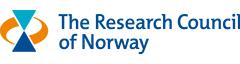Norwegian Research Counsil logo