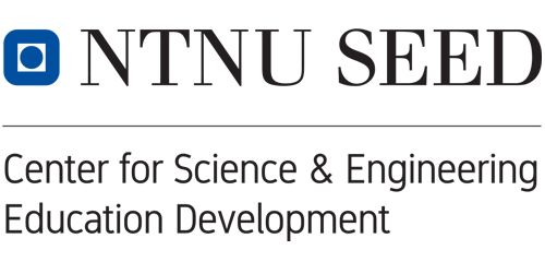 NTNU - Norwegian University of Science and Technology - Center for science and engineering education development - link to ntnu.edu/seed