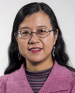 Shanshan Jiang portrait