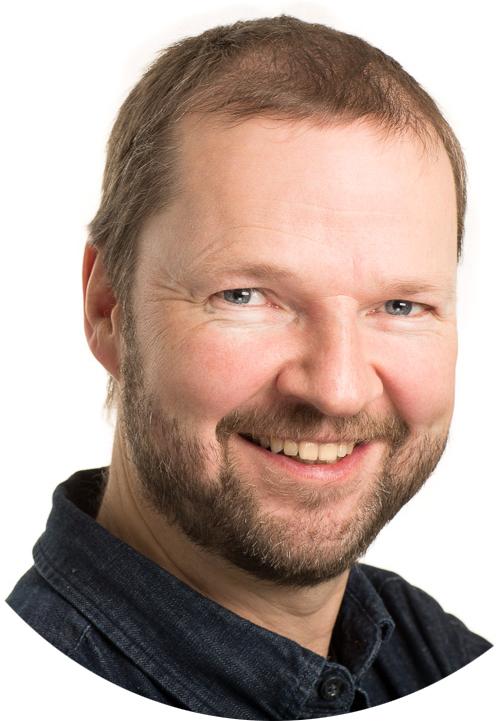 Jon Yngve Hardeberg. Photo.
