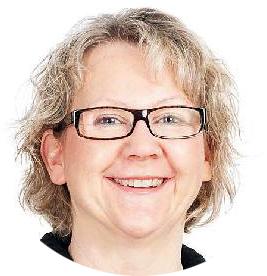 Mari-Ann Einarsrud. Photo.