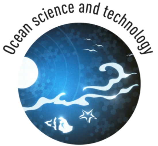 Illustration Ocean science and technology