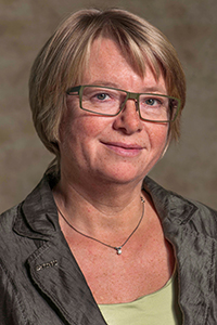 Berit Kjeldstad. Photo.