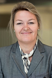 Pro-Rector for Innovation Toril A. Nagelhus Hernes. Photo.