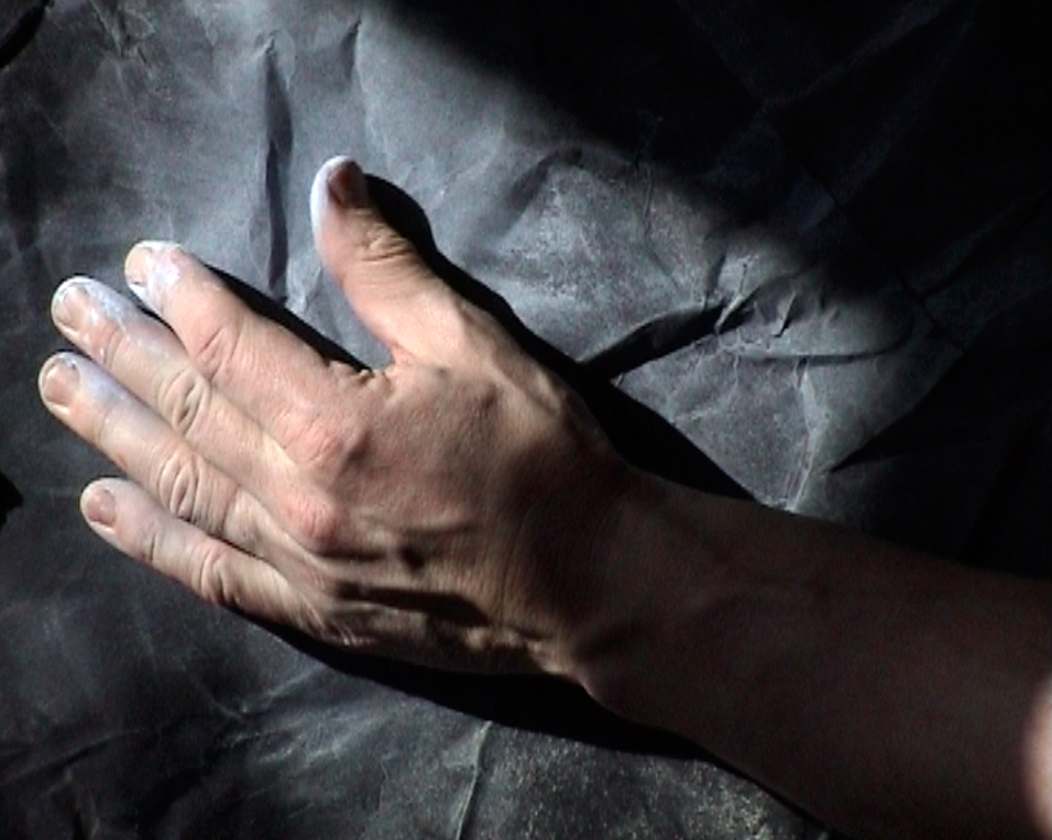 Close up photo of a hand