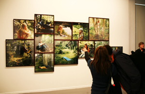 Picture of an exhibition.