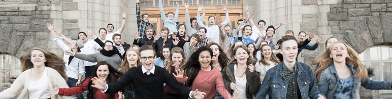 Students at NTNU