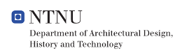 Logo department for architectural design